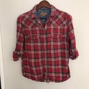 Jachs Girlfriend flannel